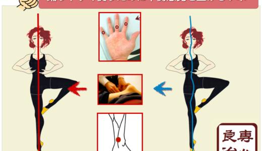 踊りやすい体を作るための平衡感覚を上げるツボ・まとめ