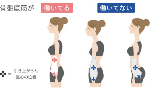 バレエで骨盤底筋が働く3つのメリット